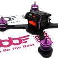 3B Hobby verseny drón épül - Az erő velünk van