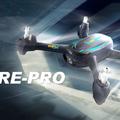 Hubsan H216A drón teszt – DJI előtti gyakorlógép