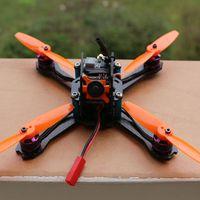 Amax Atlas 130 drón teszt – Kevés súly, sok hely