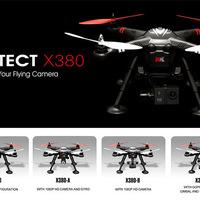 Nagy méretű, kamerás multikopter projekt III. - A vezérlőkről és az XK Detect X380-ról