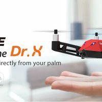 Thieye Dr. X drón – Tello és MITU vérre szomjazik