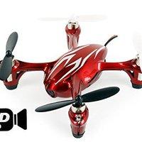 Hubsan X4 H107 C quadkopter teszt