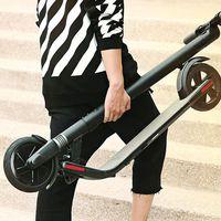 Segway Ninebot ES 1 elektromos roller teszt – Pozitív ökológiai lábnyom