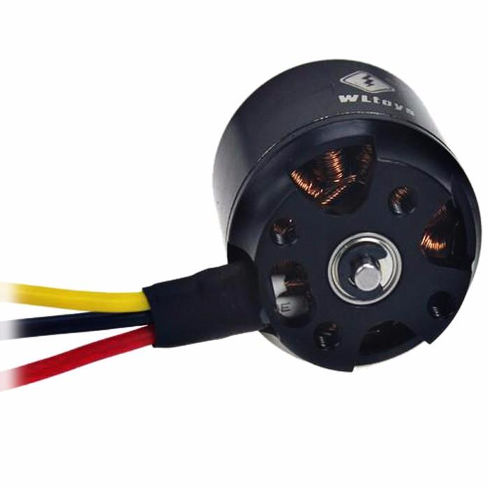 XK Detect motor