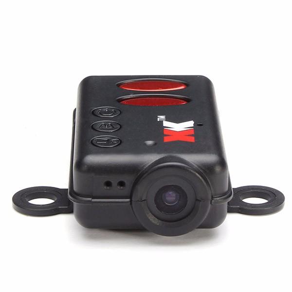 A Mobius camera utánzat XK Detect módban