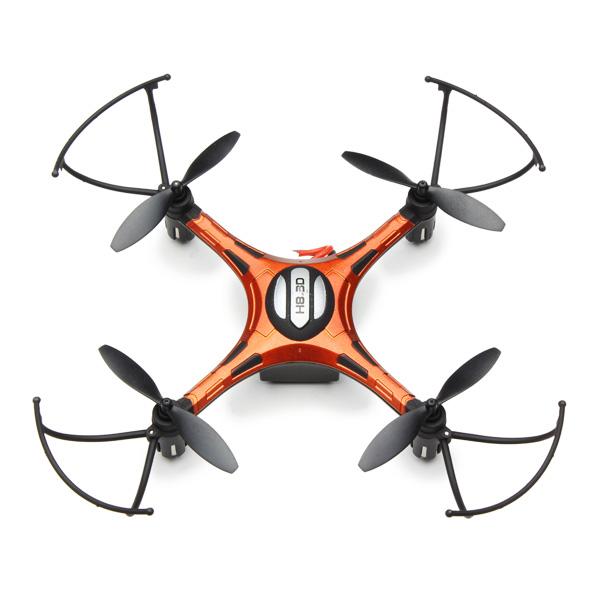 Eachine H8 mini 3D: két színben kapható, mindent tud amit a sima, de one-key return funkcióval rendelkezik, illetve képes fejjel lefelé repülni. A fejlesztett verzió ára 6.500 Ft.
