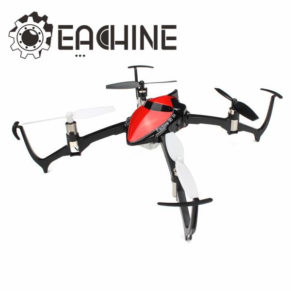 Eachine 3D X4: mint a H8 mini 3D, más testtel és más formával, két színben, 7.500 Ft körül.