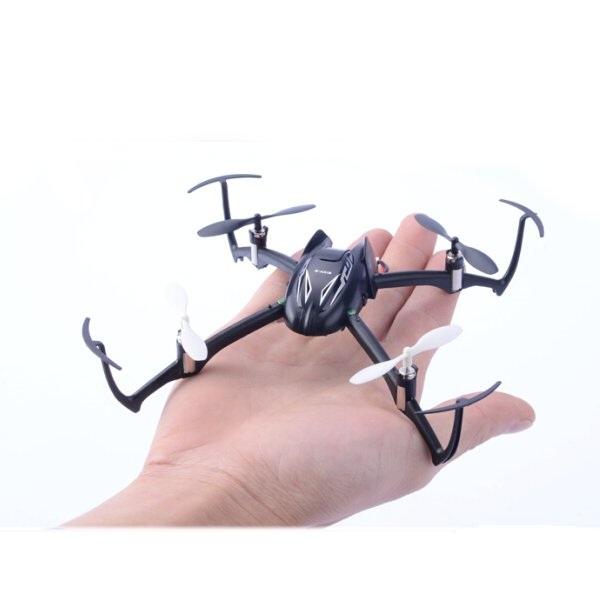 Eachine CG023: mint a fentiek, kicsit más formában, akrobatikus quadkopter, 7.000 Ft körül.