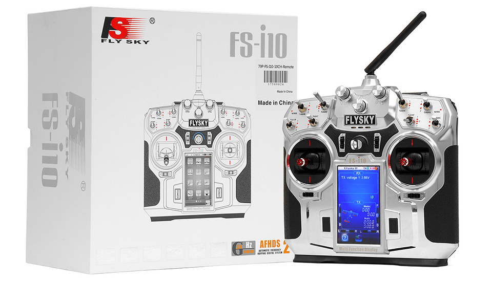 Flysky FS i-10
