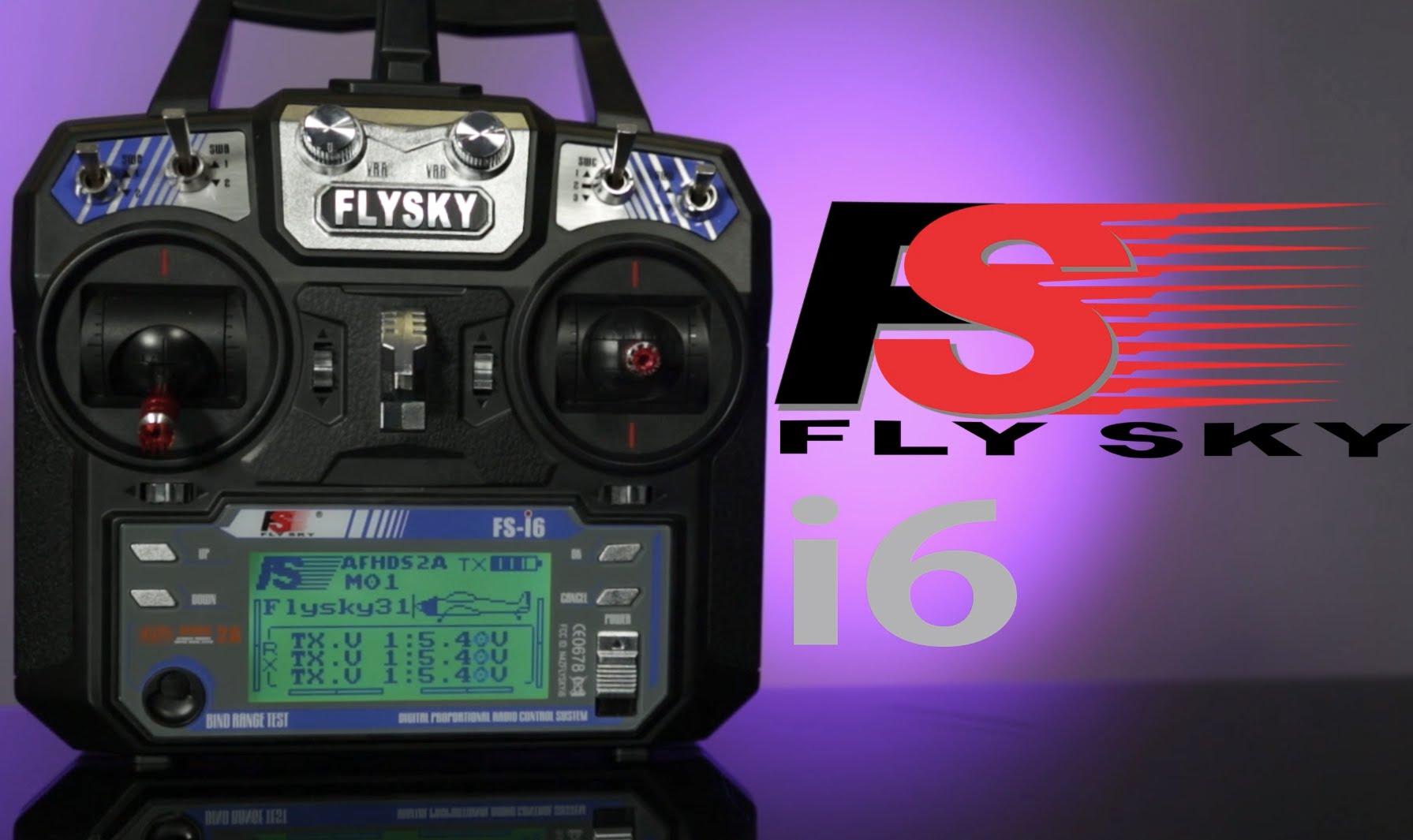 Flysky FS i-6