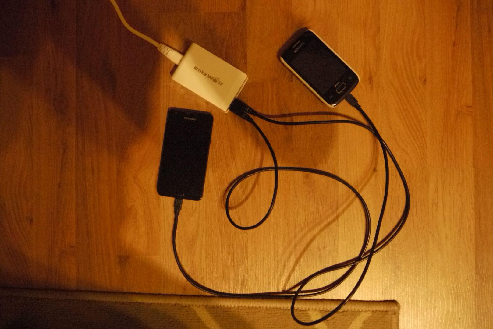 Terhelésteszt különböző telefonokkal