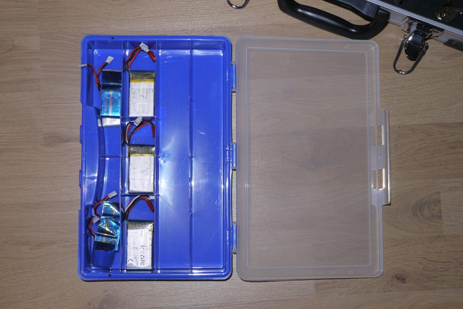 A másik doboz, akkumulátoroknak