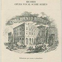 ``TXT`` ALCESTE VO SC PAPER IT ONLY (Ricordi Opera Vocal Score). remitir updates Mujer content Sakra