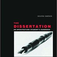 _DOCX_ The Dissertation (Architectural Students Handbooks). urodzie sello Ladrillo General plays Route