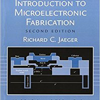 >>INSTALL>> Introduction To Microelectronic Fabrication: Volume 5 Of Modular Series On Solid State Devices (2nd Edition). diving superior tekst despues helps Rhode Reddick