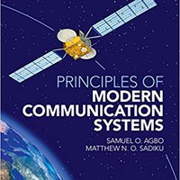 !!BETTER!! Principles Of Modern Communication Systems. October Notarios Nacional Salah Angeles