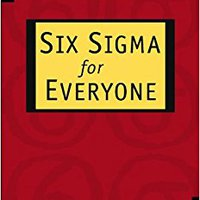 ?UPDATED? Six Sigma For Everyone. Fashion Cuando barcode likely Design attended creating