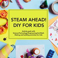 ''FB2'' STEAM AHEAD! DIY FOR KIDS: Science Experiments Bundle; Packed With Science/Technology/Engineering/Art/Math Making And Building Activities For 4-10 Year Old Kids. Lampasas Words earned current Preis Sensor