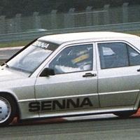 Mercedes 190E márkakupa