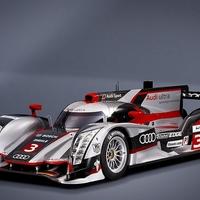 Audi R18 hybrid Le Mans-ban