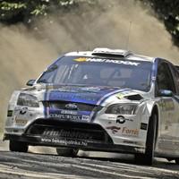 A Városligetből rajtol a Budapest Rallye