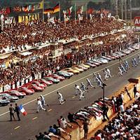 Le Mans anno