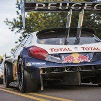 Loeb már Pikes Peak-en hajtja a Peugeot 208-ast