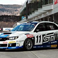 Subaru a pályán?