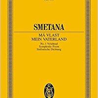 "Ma Vlast No. 1 ""Vysehrad"": Study Score (Edition Eulenburg) Download"