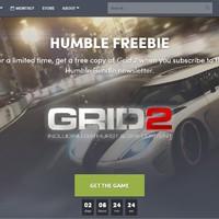 Március 17-ig ingyenesen behúzható a GRID 2
