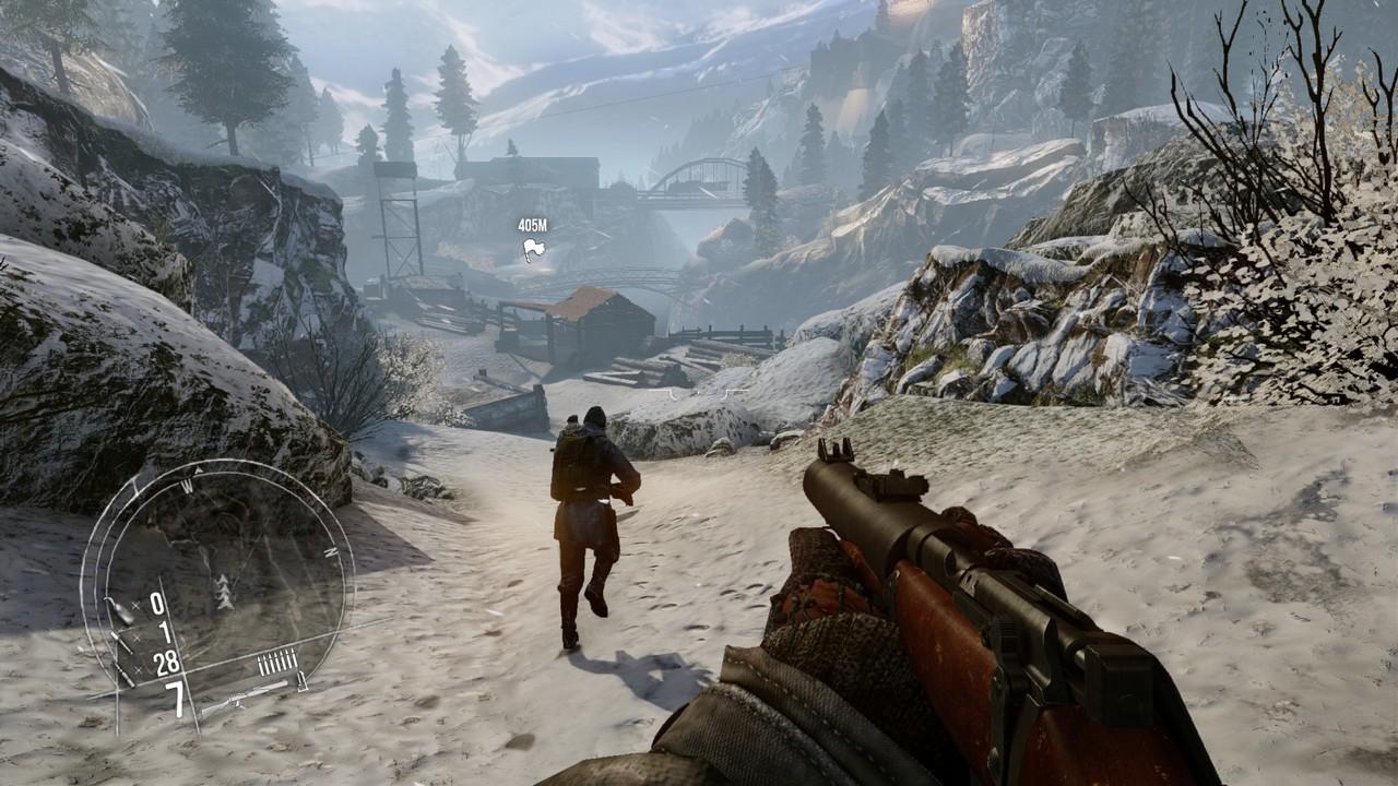 második világháborús FPS: Enemy Front (screenshot)