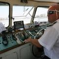 Ők is Icom hajórádiót használnak...