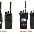 Motorola MOTOTRBO DP2000 ÉS DP4000 DIGITÁLIS ADÓVEVŐK