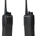 Motorola DP1400 analóg/digitális kézi adóvevő
