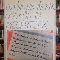 Tiltakozunk az iskolák teljes államosítása ellen! Budaörs megtette, Dunakeszi is lép?