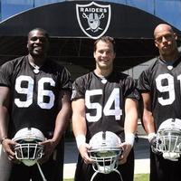 A Raiders három fiatallal is szerződést kötött