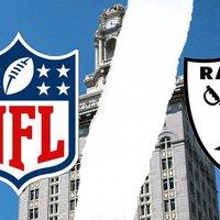 Oakland városa perli az Oakland Raiders-t