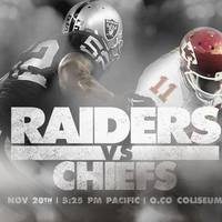 Előzetes: Raiders - Chiefs