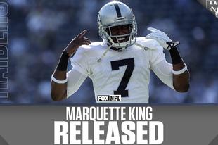 Meglepetésre elküldtük Marquette King-et