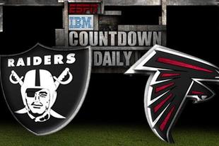 Beharangozó: Falcons - Raiders