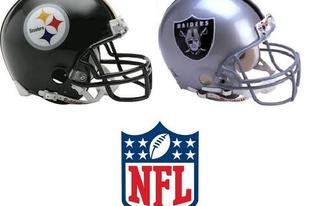 Raiders - Steelers ma este