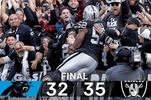 A Panthers legyőzésével megvan a pozitív szezon