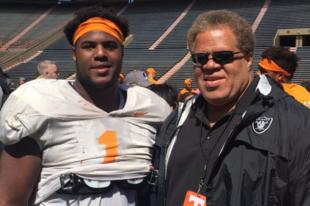 Reggie McKenzie lehet az első aki draftolja a saját fiát