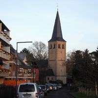 Az itteri Szent Hubertus templom