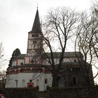 A schwarzrheindorfi dupla templom