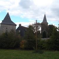 A schölleri plébániatemplom