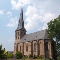 A baerli evangélikus templom