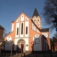 A düsseldorfi Szent Margit-templom