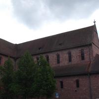 Az alpirsbachi kolostor