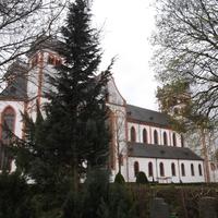A trieri Szent Mátyás templom